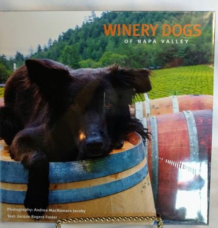 Winery Dogs of NV Book